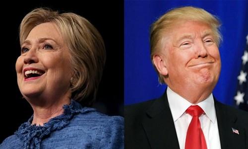Eleições Americanas: Hillary Clinton e Donald Trump