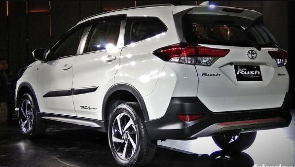 Honda BRV Versus Toyota All New Rush 2018 di Pekanbaru Riau Mana yang lebih Unggul ?