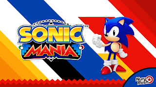 Sonic Mania Android Wallpaper