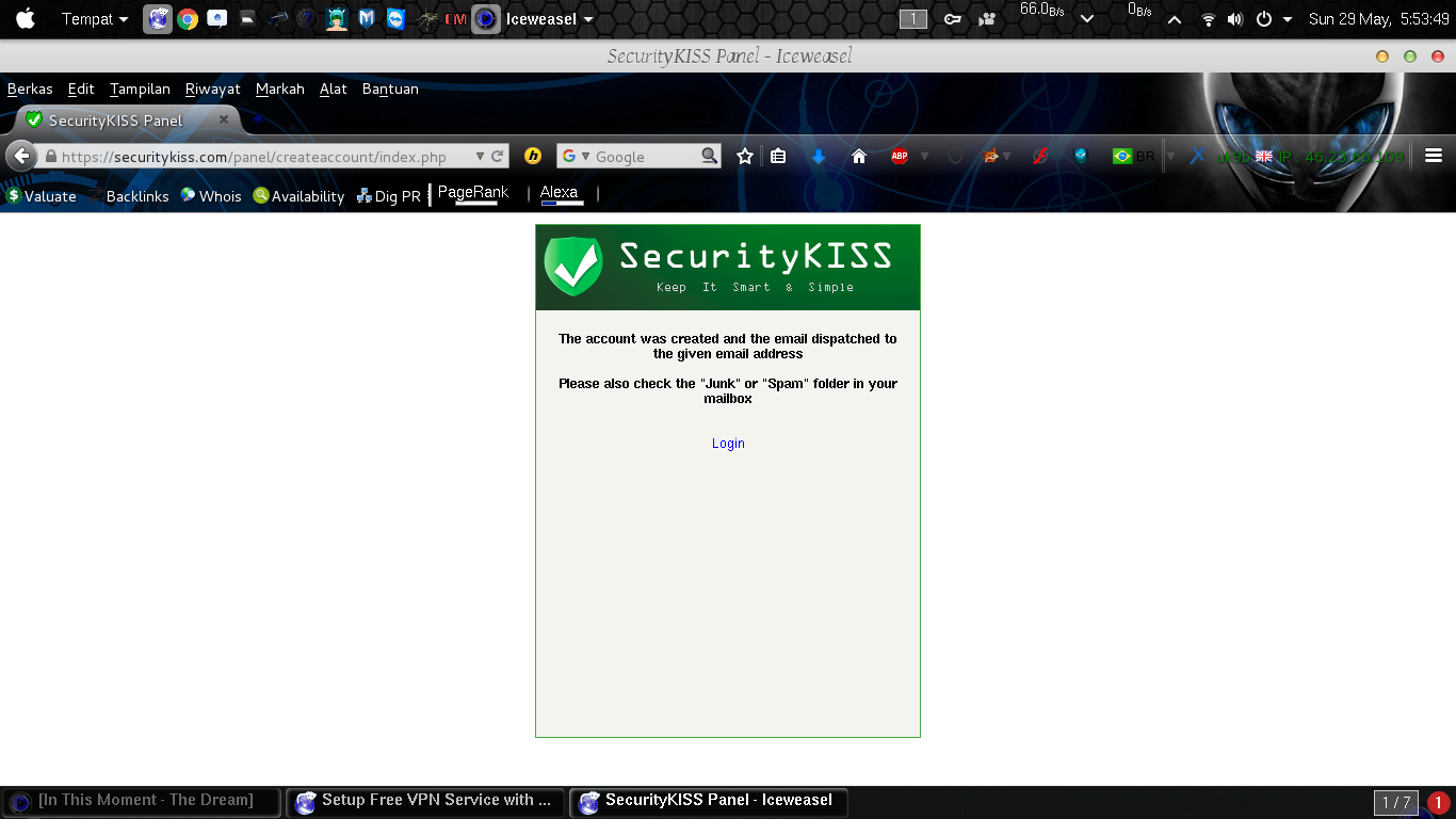 Forticlient ssl vpn opensuse
