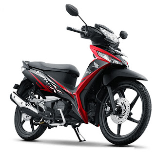 Harga Honda Supra X 125 Fi CW April 2016