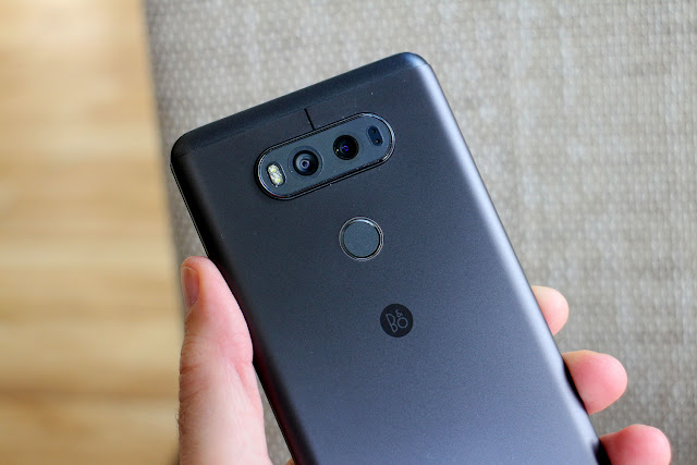 Terungkap Spesifikasi LG V30, Usung Snapdragon 835