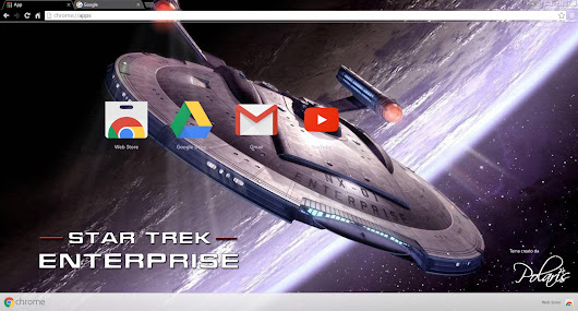 Star Trek. USS Enterprise