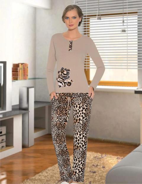 d7e037f9eecda The-latest-fashions-today  بيجامات تركى للبنات 2014   اجمل البيجامات ...