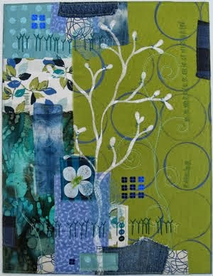 Fabric Collage Online Workshop