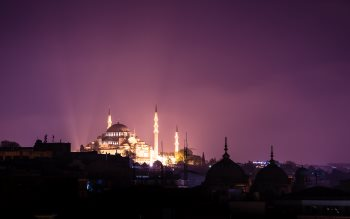 Wallpaper: Suleymaniye Mosque