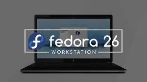 Fedora 26 Workstation