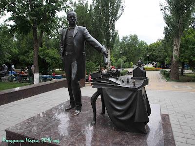Ростов-на-Дону градоначальник памятник