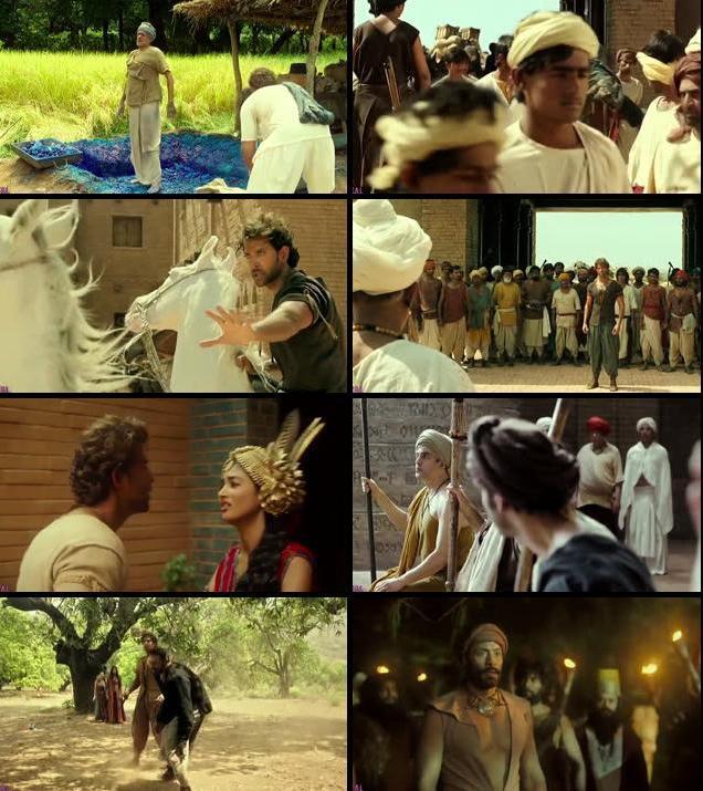 Mohenjo Daro 2016 Hindi 720p DVDScr