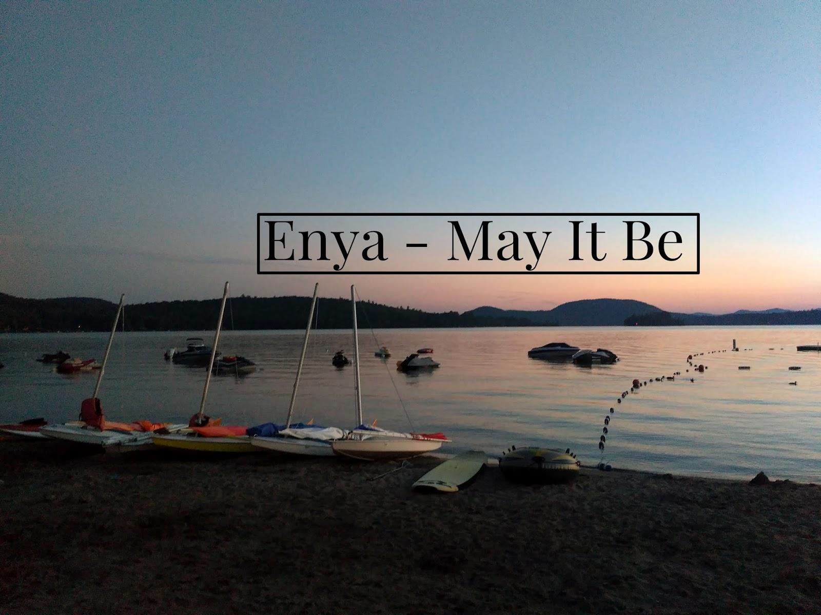 Enya, najpiękniejsze piosenki Enya, muzyka odpowiednia do zrelaksowania się, natura