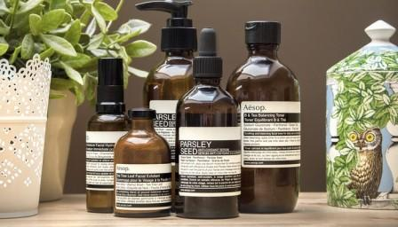 aesop skin products review
