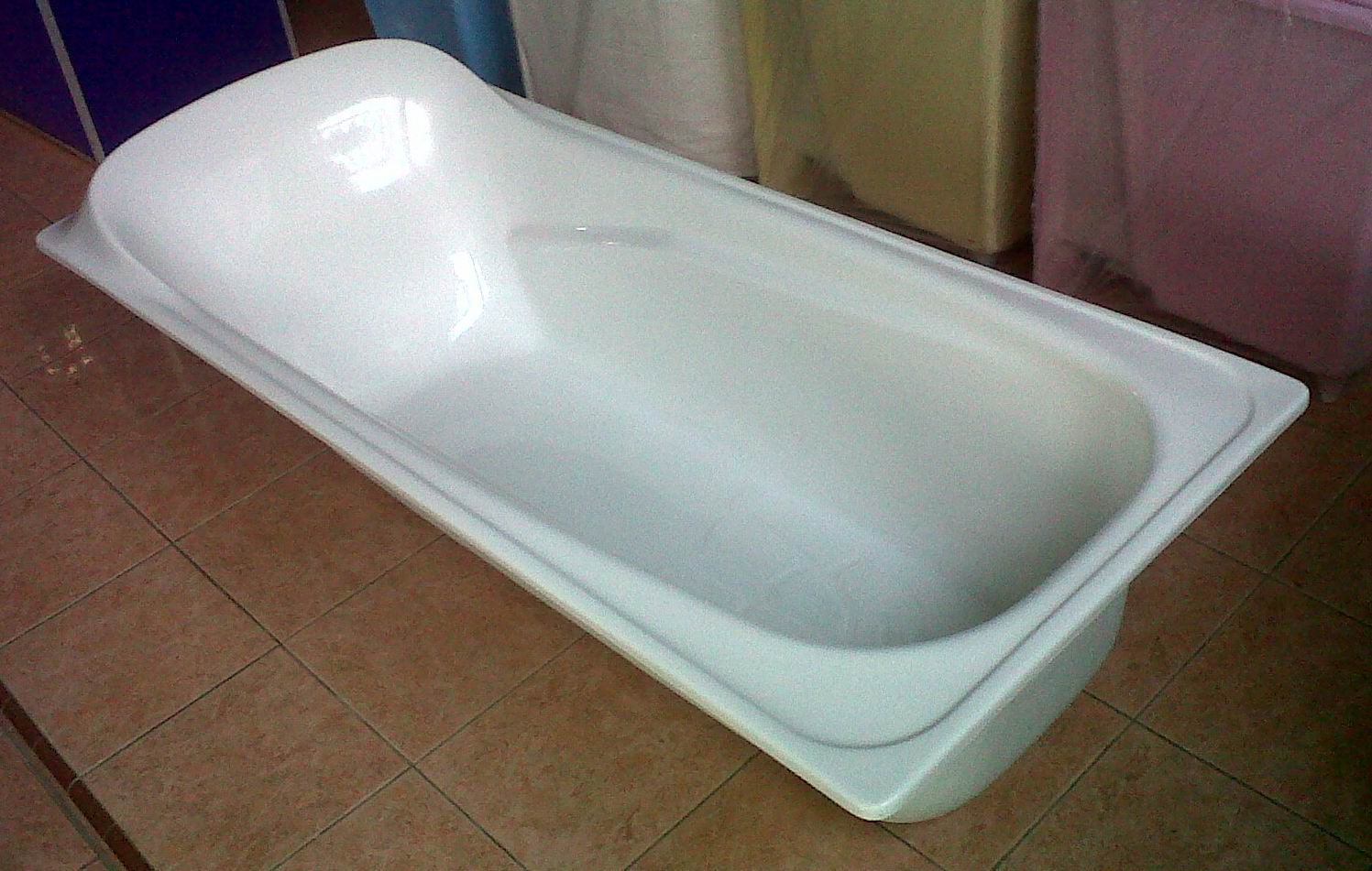 composite bathtub