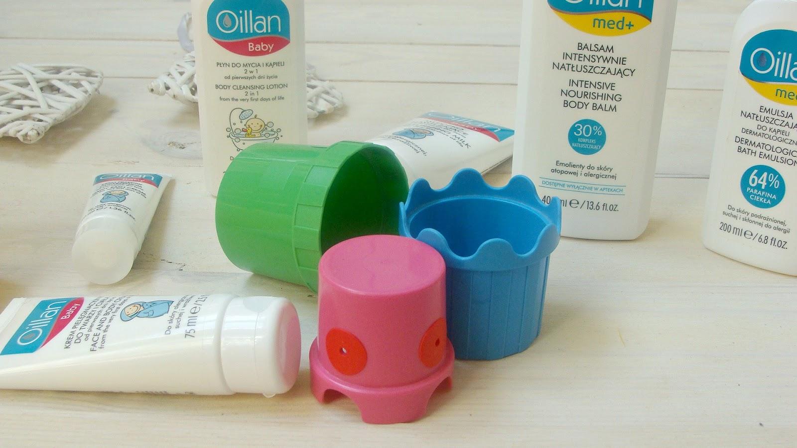 Oillan Baby, Oillan Med +, recenzja