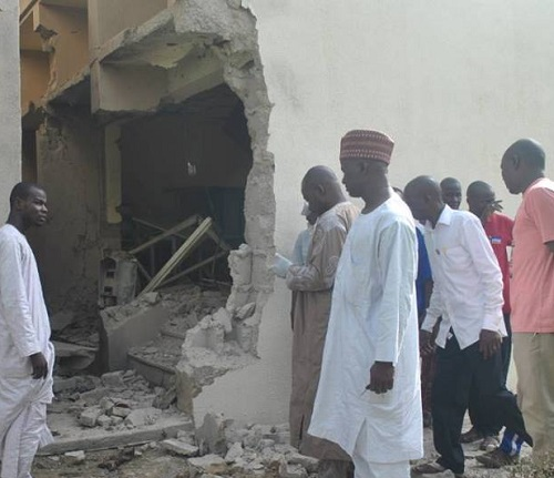 Suicide Bombers Wreck Havoc In University of Maiduguri