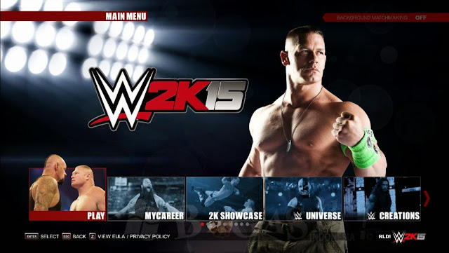 WWE 2k15 PC Game_1