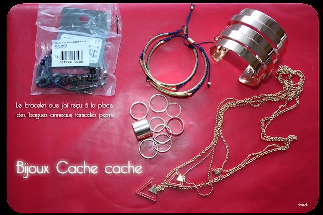 bijoux Cache cache