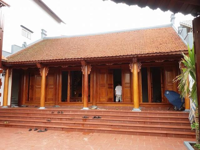 nhà gỗ