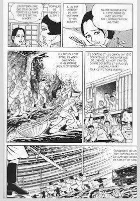 Nakazawa, Keiji. Gen d'Hiroshima, t.1. P.76. Vertige Graphic
