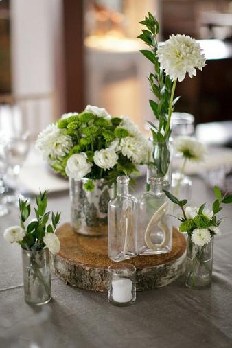 Decoration Tables Ronde Poyr  Personnes
