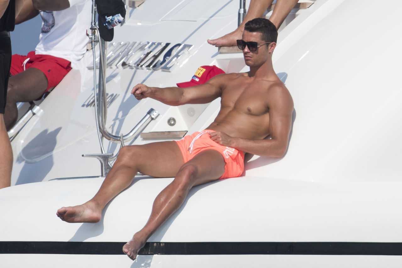 Gay Speculation Flies Again After Opponent Calls Cristiano Ronaldo A Gay Slur