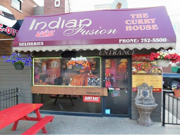 Even today, if you sit at Parkash's restaurant Indian Fusion in Edmonton, Alta in Canada and listen carefully, there is a good chance you will hear a knock at the back door while you devour your naan and chicken tikka. You see, there is a sign on the back door of Indian Fusion that invites anyone who is hungry and has no money to 'knock on the door for a free meal.'