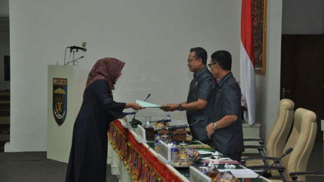 DPRD Apresiasi Pemprov Lampung