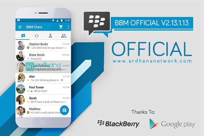 BBM Official V2.13.1.13 - Update Terbaru 28 April 2016