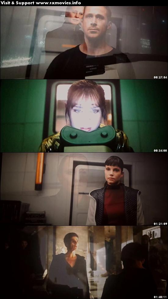 Blade Runner 2049 (2017) English CAMRip 700MB