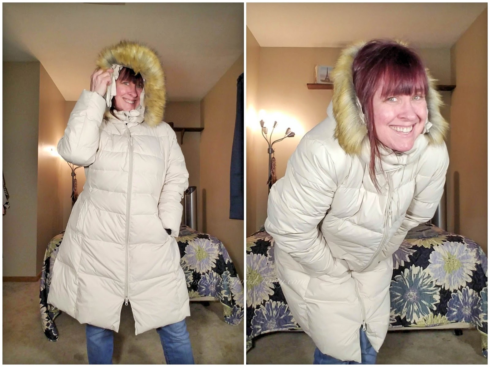 Free or Discounted Down Coat For Amazon Review