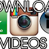 Downloading Videos From Instagram