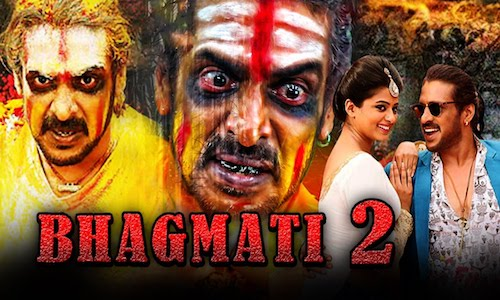 Bhagmati 2 2017 Hindi Dubbed 480p HDRip 350mb