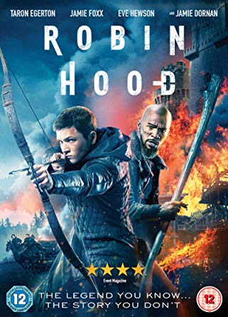 Robin Hood 2018 Dual Audio Hindi ORG 650MB BluRay 720p HEVC ESubs