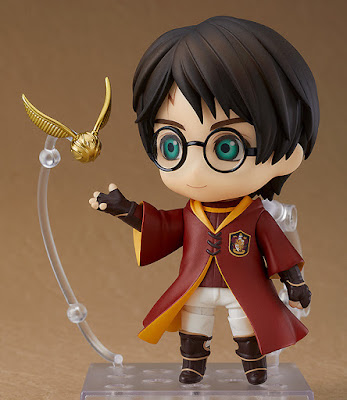 Figuras: Imágenes del Nendoroid de Harry Potter: Quidditch Ver.