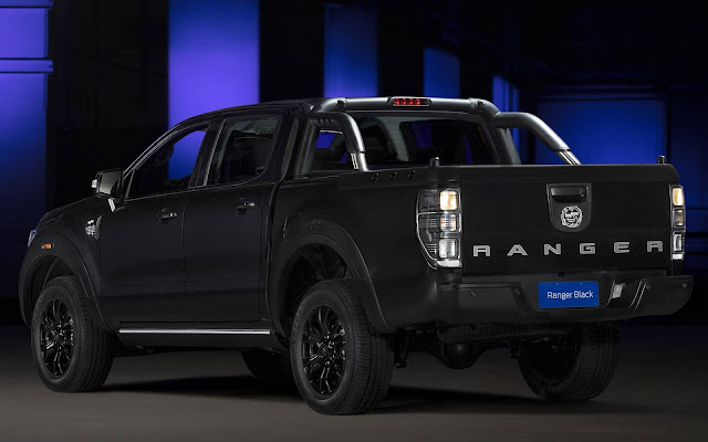 Ford Ranger 2019 Black Edition