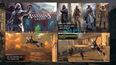 Assassins Creed Identity Versi v2.5.1 Mod Apk Full