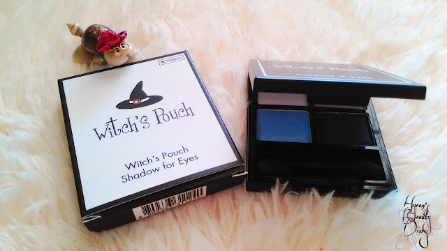 Review; Witch's Pouch's Shadow 4 Eyes SD-3 Venus Blue