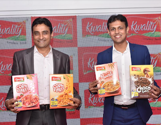 Kwality launches its exciting range of Breakfast Cereals