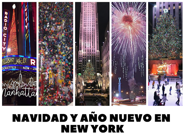 Celebra la Navidad y Año Nuevo en New York, Recomendaciones y que hacer en estas épocas.
