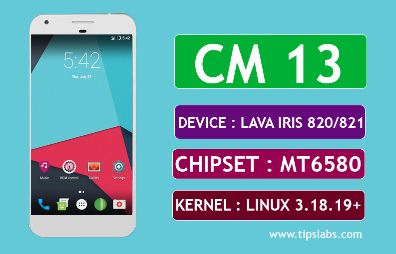 [MT6580] [6.0.1] Mokee OS Custom Rom For Lava Iris 820