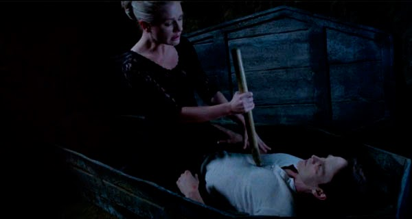 The Death of Bill Compton in True Blood 7x10