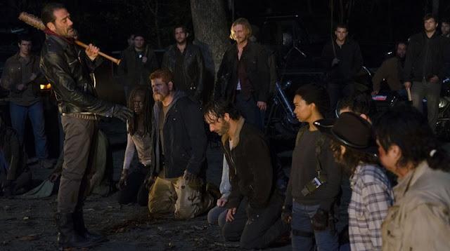 walking dead season 7 negan