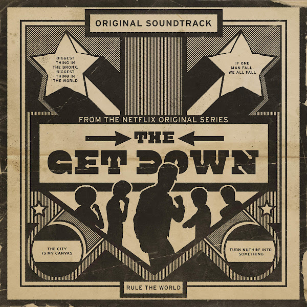 Various Artists - The Get Down (Original Soundtrack From the Netflix Original Series) [Deluxe Version] Cover