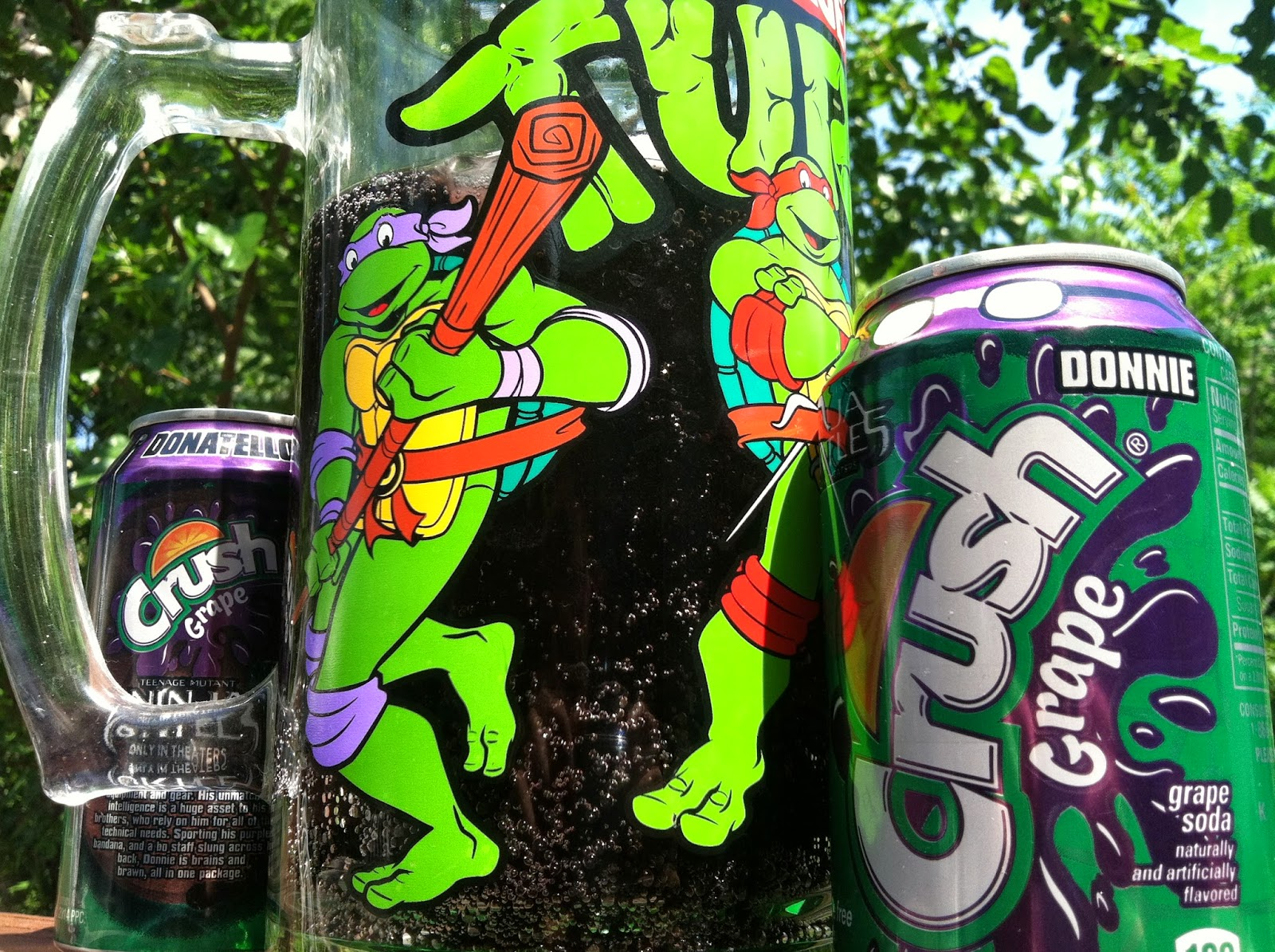 The Holidaze: TMNT Crush: Donatello Grape