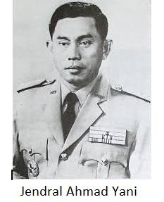 Profil & Biografi Jendra Ahmad Yani (1922-1965) sebagai Pahlawan Penolak G30S/PKI