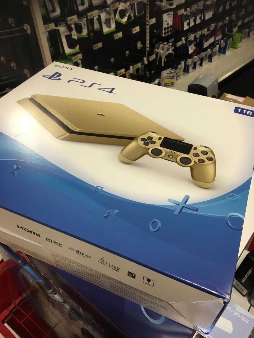 PS4 Gold se lanzaría el 9 de junio