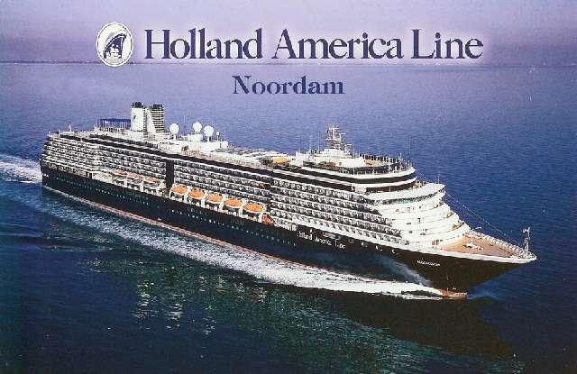 Alamat Kantor Holland America Line