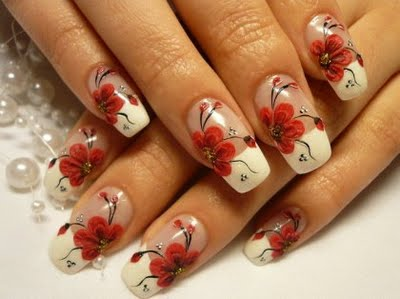 beauty best nail art best quality flower designs nail art