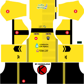Perak Kits 2017 | Dream League Soccer