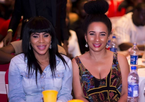 Ibinabo Fiberesima and faithia