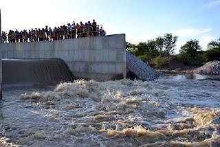 Chove em cidades secas e situação de emergência será revista